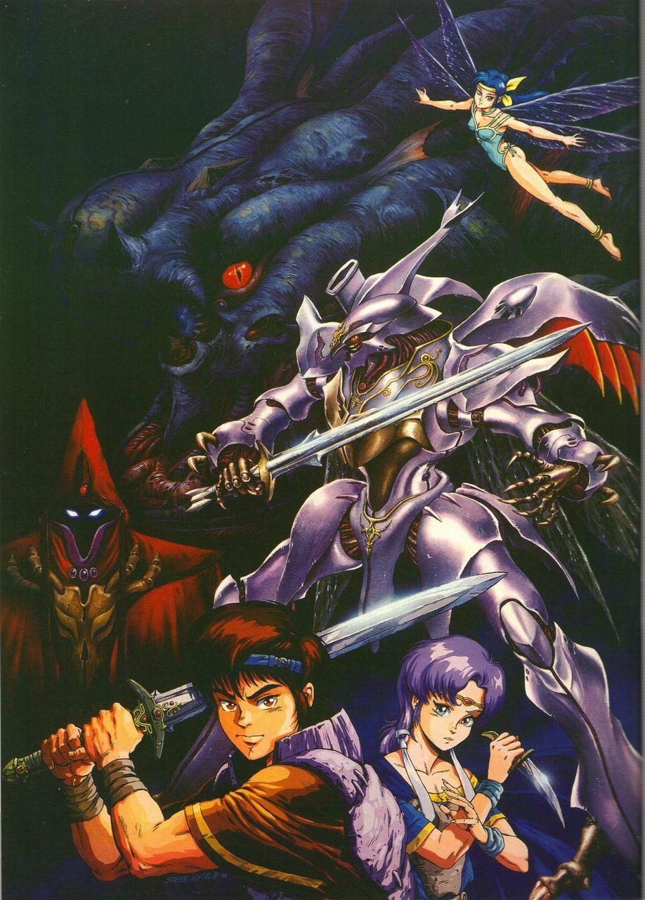 Pin by William Yarbrough on Anime/manga Anime art