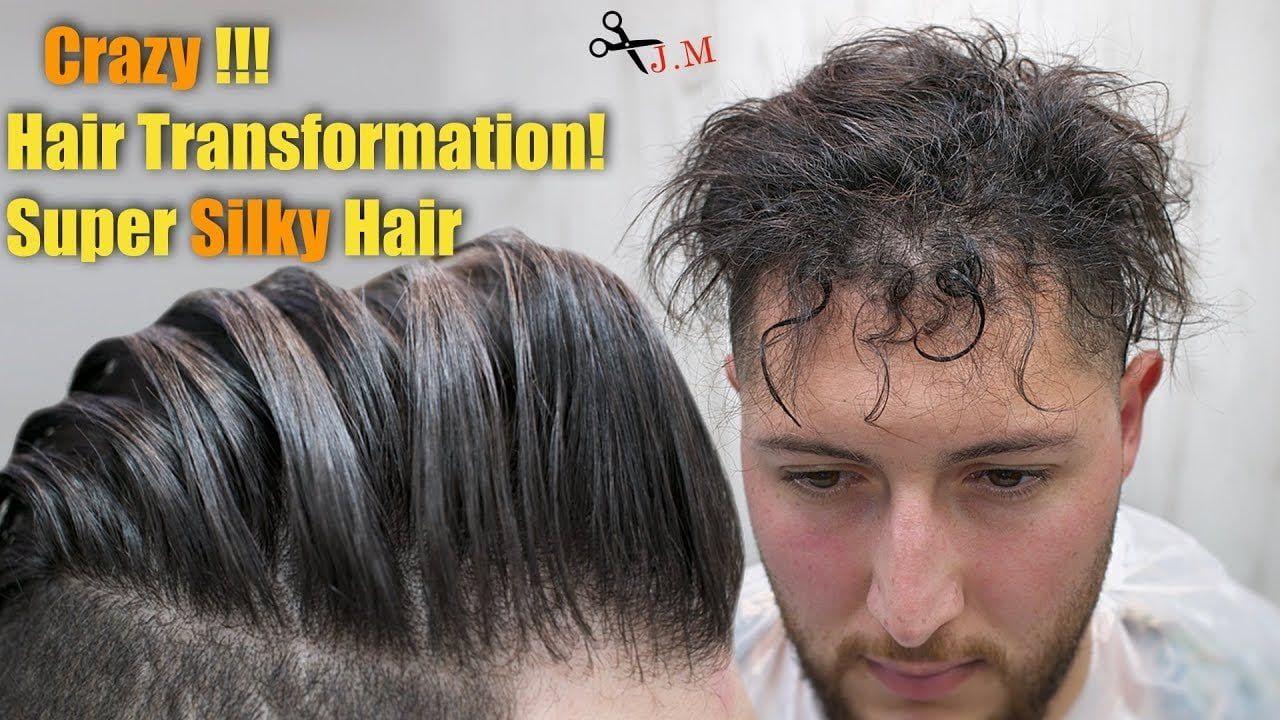 Hairstyles For Boys Silky Hair Thin Hair Men Silky Hair Silky Smooth Hair