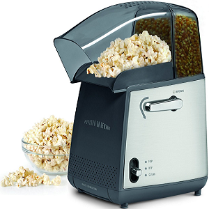 Best Air Popcorn Popper With Images Popcorn Best Microwave