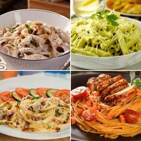 Pastas Cremosas – Çorba Tarifleri