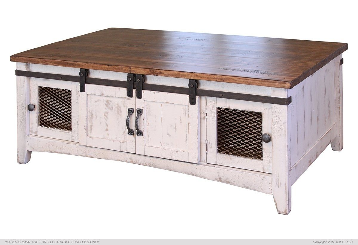 Ifd360occ Pine Coffee Table Door Coffee Tables Coffee Table With Storage [ 820 x 1200 Pixel ]