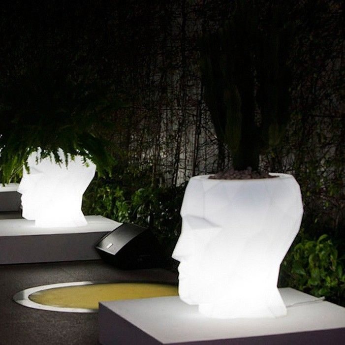 Vondom Adan Flower Pot | Vondom | Outdoor Living | Pinterest | Pot ...