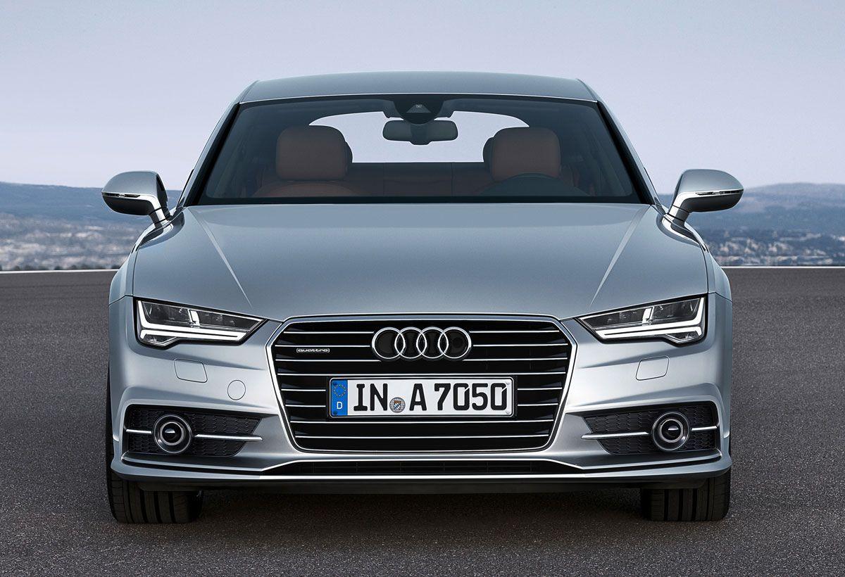 NeueMotorisierungen, neue Getriebe, neue Scheinwerfer, neue Heckleuchten und neueInfotainment-Systeme – der überarbeitete Audi A7 Sportback weiß durch viele Veränderungen und Optimierungen zu übe…