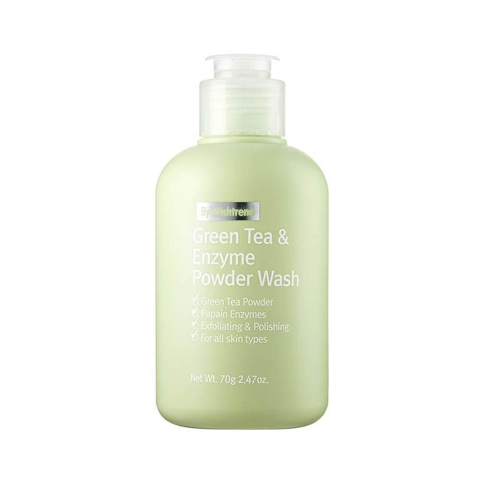 Photo of Green Tea & Enzyme Powder Wash