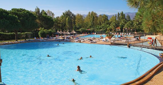 Family Camping France Camping Le Soleil Argeles Sur Mer Camping France Camping In Maine Santa Cruz Camping