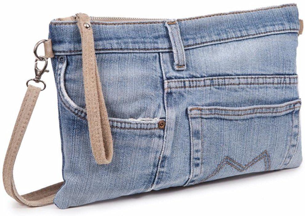 Bolso Bandolera Denim Jeans, Bolso vaquero, bolso bandolera