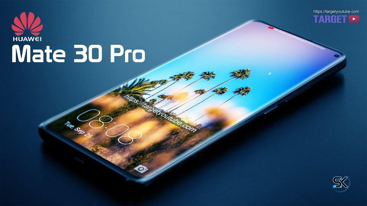 هواوي ميت 30 برو المنتظر يظهر في فيديو تخيلي بخمس كاميرات خلفية Huawei Best Smartphone Huawei Mate