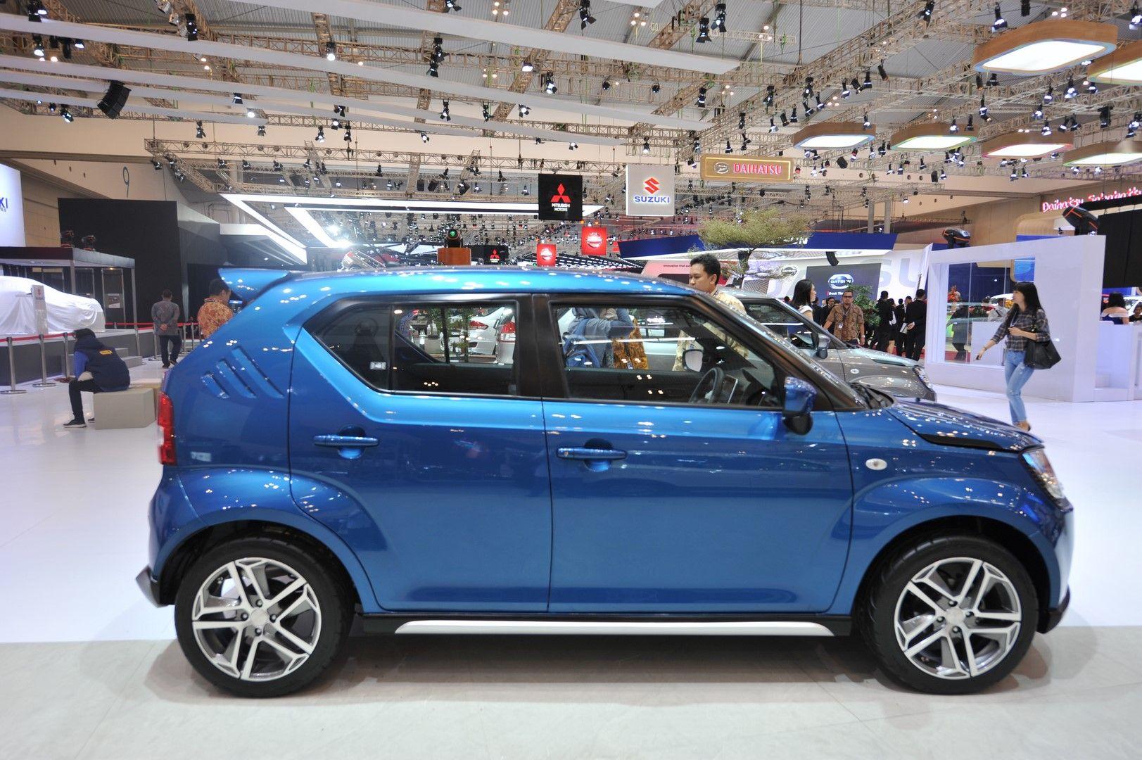 Desain Suzuki Ignis Sport Edition 2018 Bikin Melotot Mobil