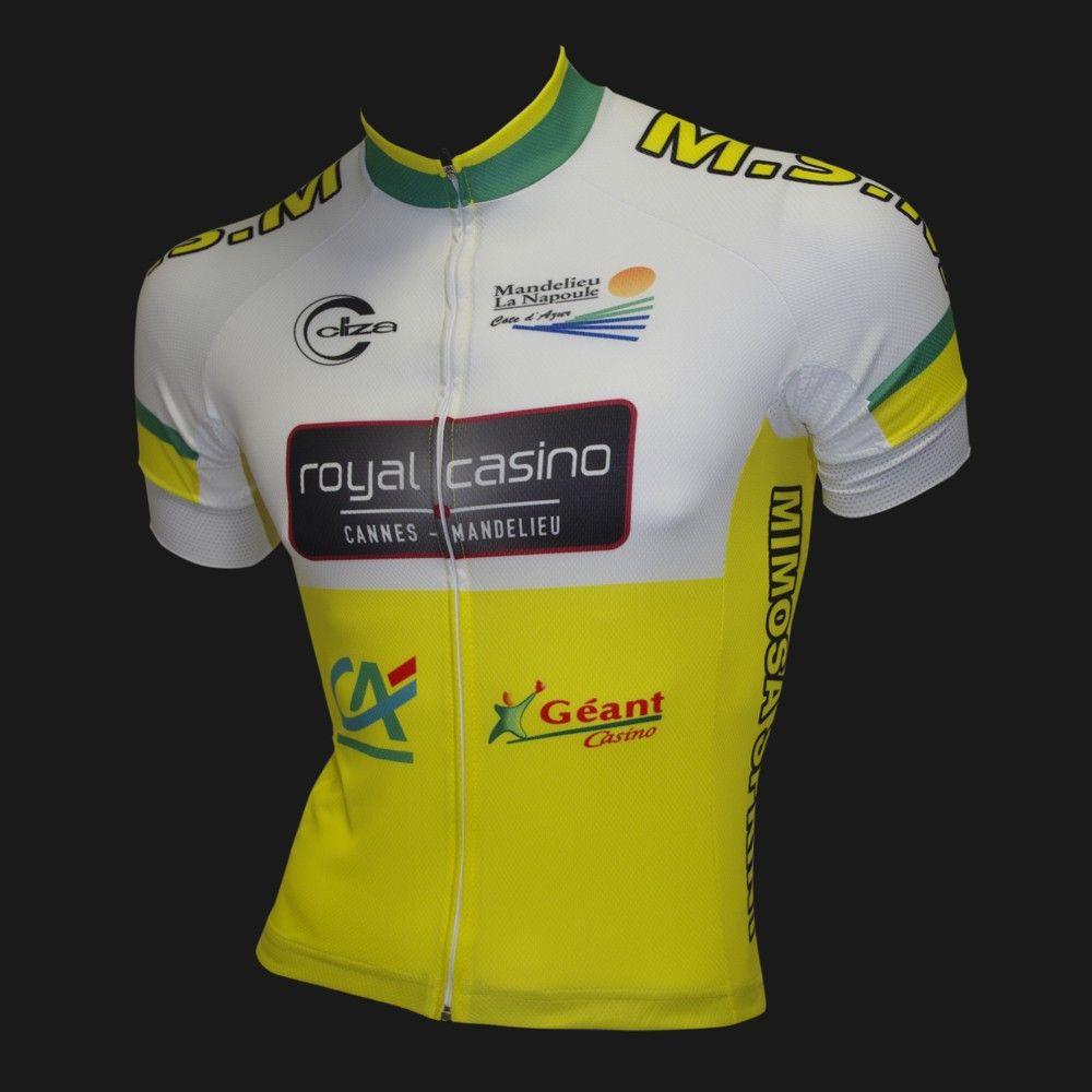 The Custom Pro Cycling Jersey