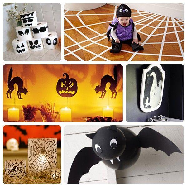 6 ideas divertidas para decorar la casa en Halloween Samhain