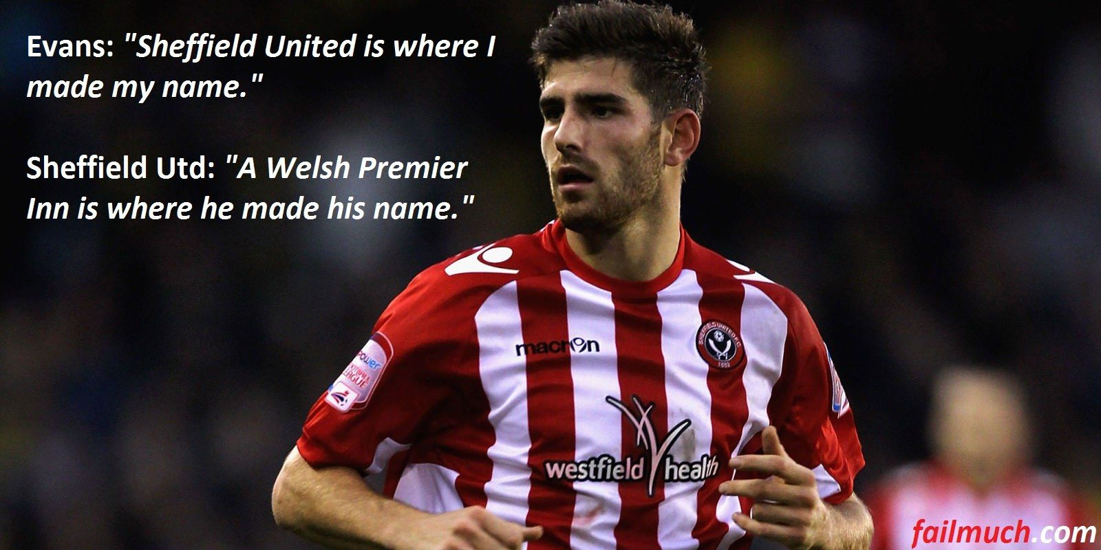 """Disgraced former footballer, Ched Evans, used a shockingly ill-advised turn of phrase, when announcing that he still harbours hopes of a return to Sheffield United: """"I'd love to go back. Since when does no mean no? Sheffield United is where I made my name."""" A Sheffield United spokesman refuted Evans' claim: """"A Welsh Premier Innis […]"""