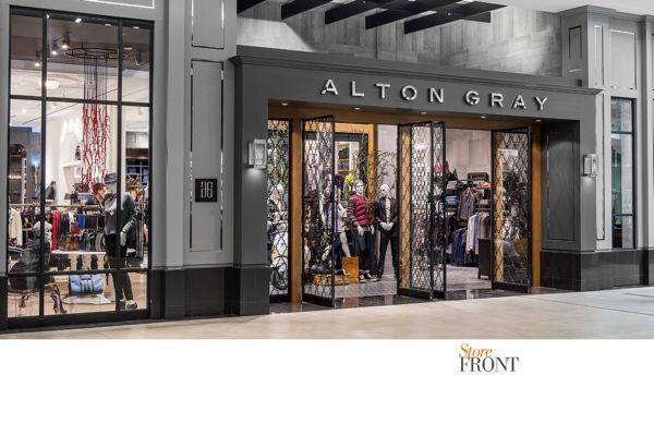 Alton Gray Arrives At Carrefour Laval Alton Gray Store Grey