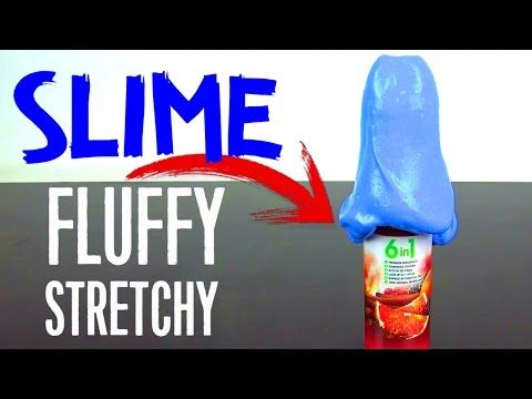How to easy make diy non sticky slime with shaving cream without air freshener slime how to make slime without borax easy way diy youtube ccuart Image collections