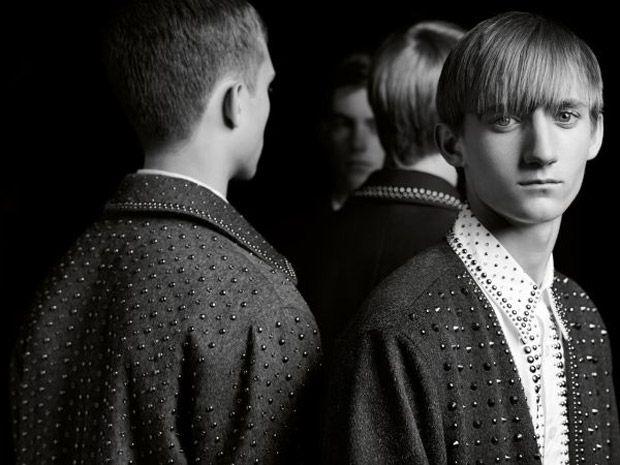 Prada 2009 Fall/Winter Campaign by Hedi Slimane