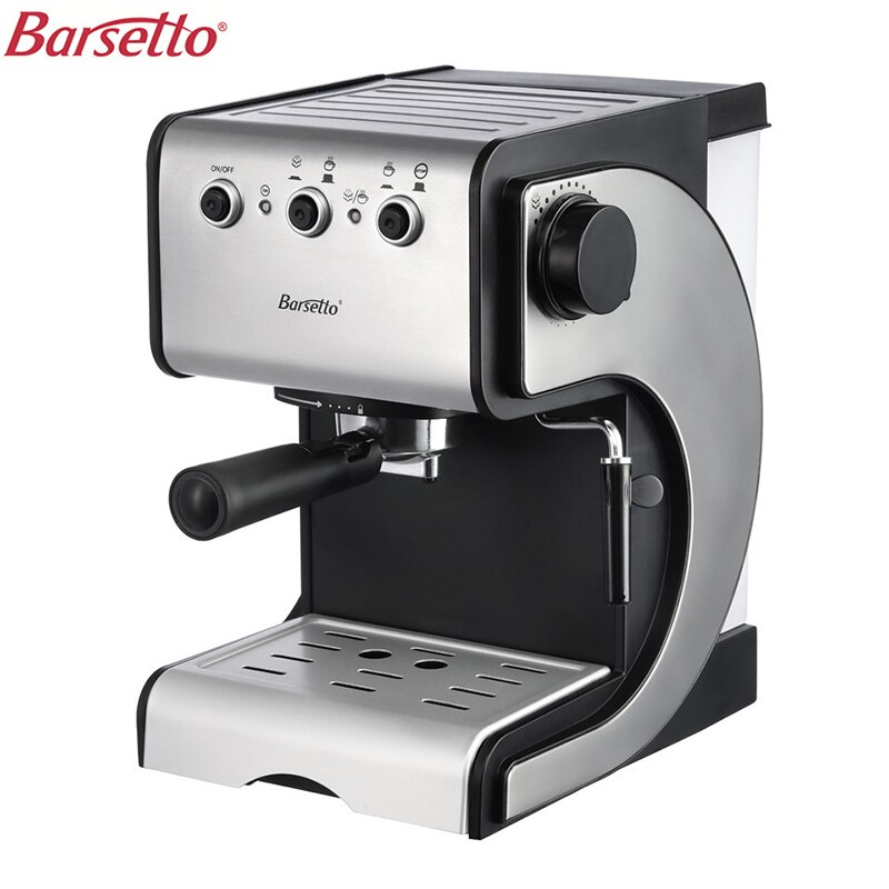 Espresso coffee maker machine with high pressure for home