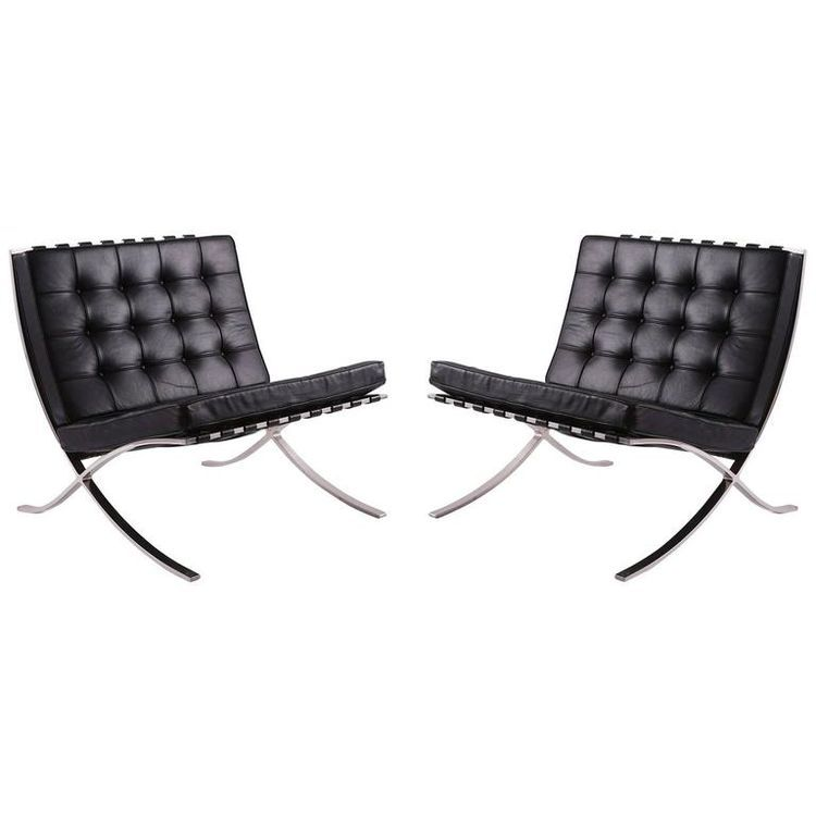 The Four Clues To Identify An Authentic Knoll Barcelona Chair