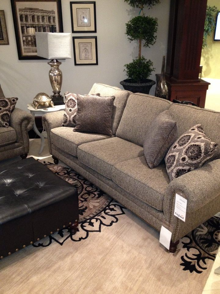 Genial Brown Couch For A Traditional Yet Classic Look. Ask Ossian Furniture How  You Can Get Yours!
