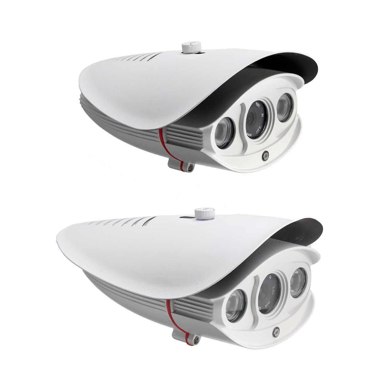 Aluminum Waterproof P HD V Outdoor Camera Home Security