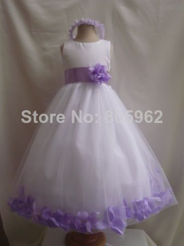 Aliexpress.com : Buy 2014 Beautiful A Line  New Arrival Hot Sale Girls Pageant Party Dress Organza Flower Girl Dresses Appliques Custom made FD017 from Reliable Flower Girl Dresses suppliers on Suzhou Romantic Wedding Dress Co. Ltd