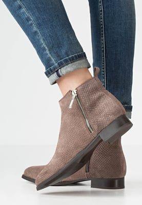 KIOMI Boots à talons - beige - ZALANDO.FR
