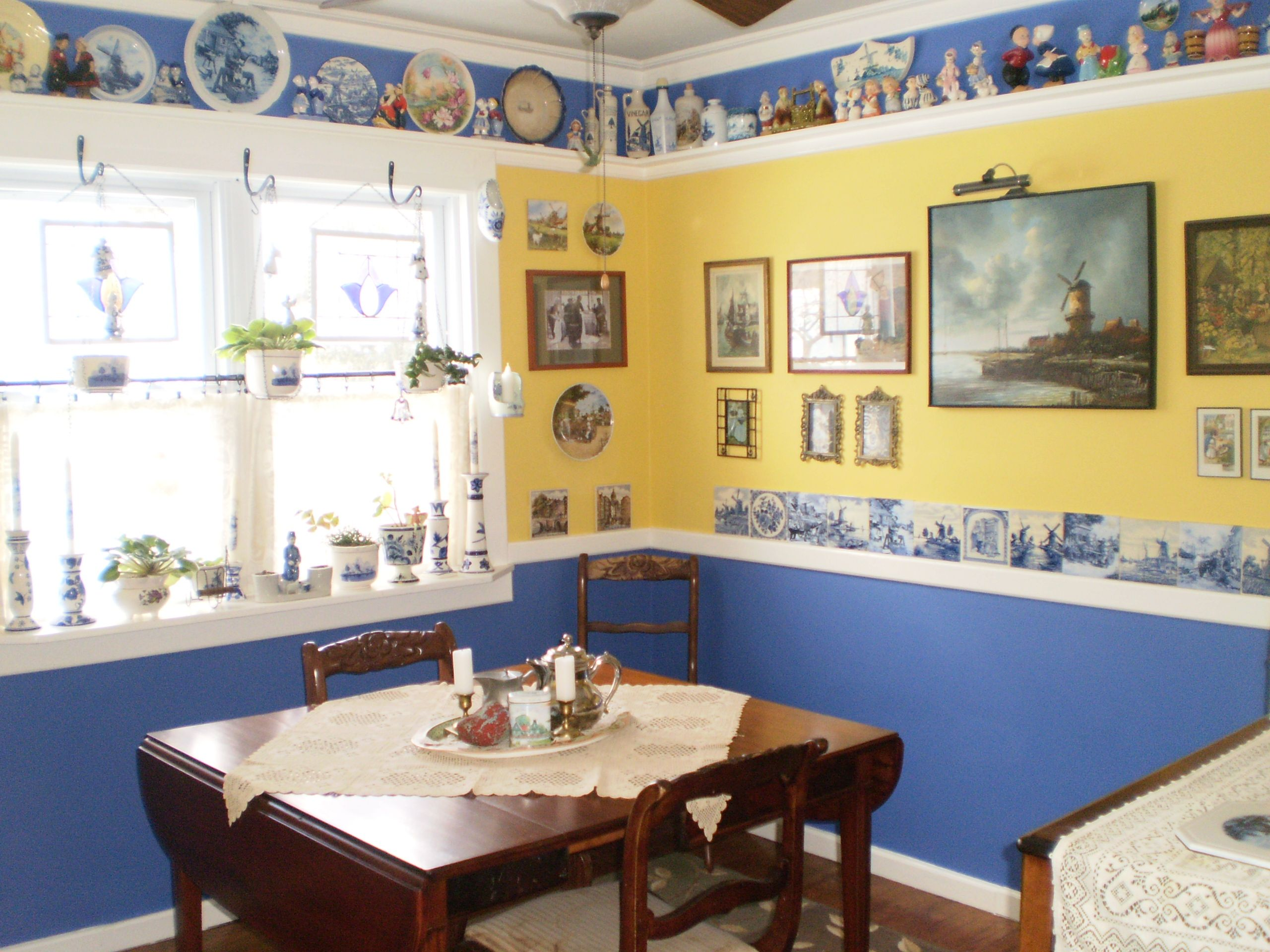 Awesome My Dutch 9X9 Dining Room.