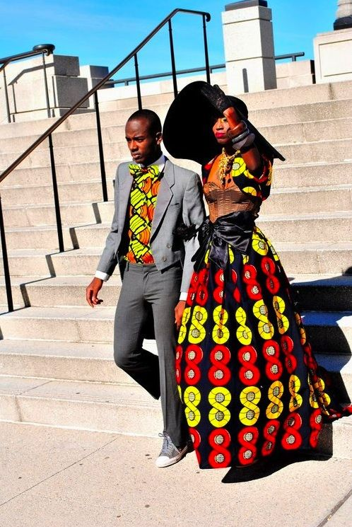 Top 10 Looks of the Day - Fierce Aliens | Okayafrica.