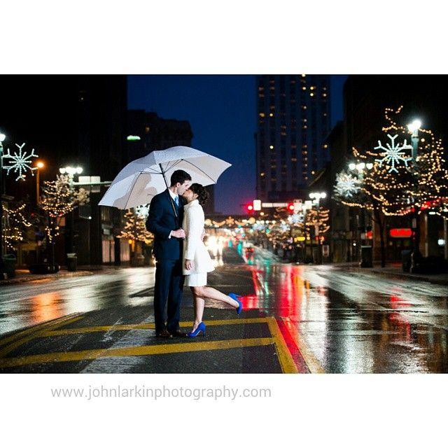 Cara & Mark by Rochester NY wedding photographer - John Larkin