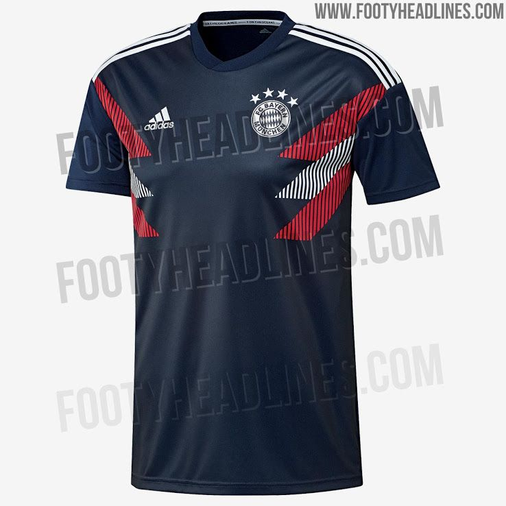 d60606bb0 Adidas Leicester City 18-19 Away Kit Leaked - Footy Headlines ...