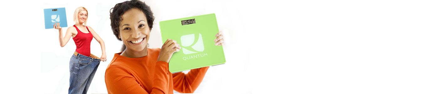 The Quantum Scale is a revolutionary new personal weight loss product that gets real results!