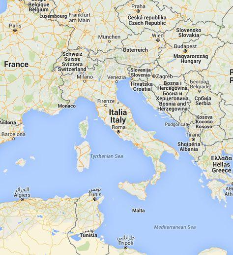 wohnmobilstellplätze italien karte Reisemobilstellplatz in Italien auf der Karte finden   mit Bildern