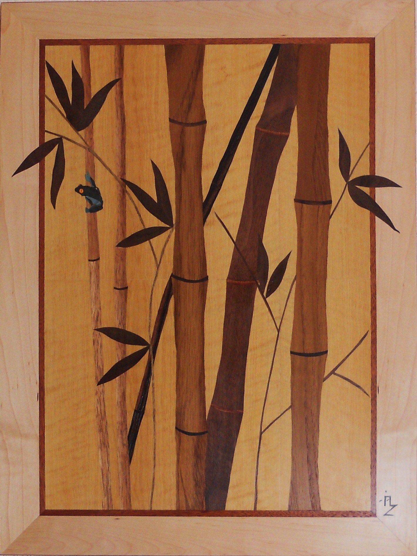 Zolton Pa L Works In Wood Marquetry Wood Art Stone Art