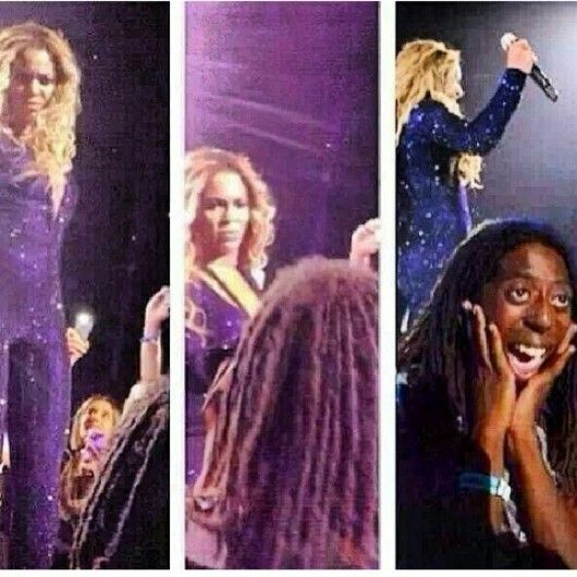 Beyonce face though