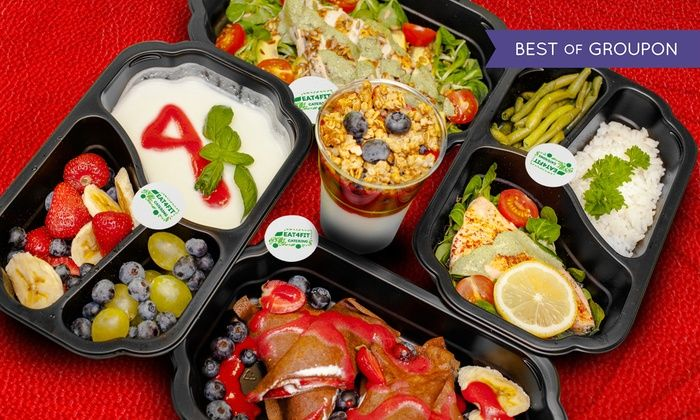 Eat4fit Warszawa Zdrowe Odzywianie Catering Dietetyczny Z 5 Dan