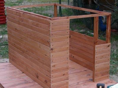 Une cabane pour mes enfants vous avez construit une cabane au jardin pinterest bricolage - Construire cabane jardin bois amiens ...