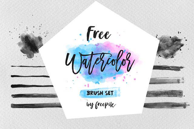 Dlolleys Help Free Watercolor Brush Set Watercolor Brushes