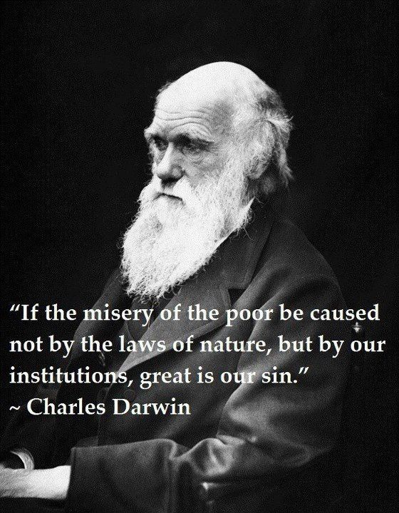 If The Misery Of The Poor Be Caused Not By The Laws Of Nature But