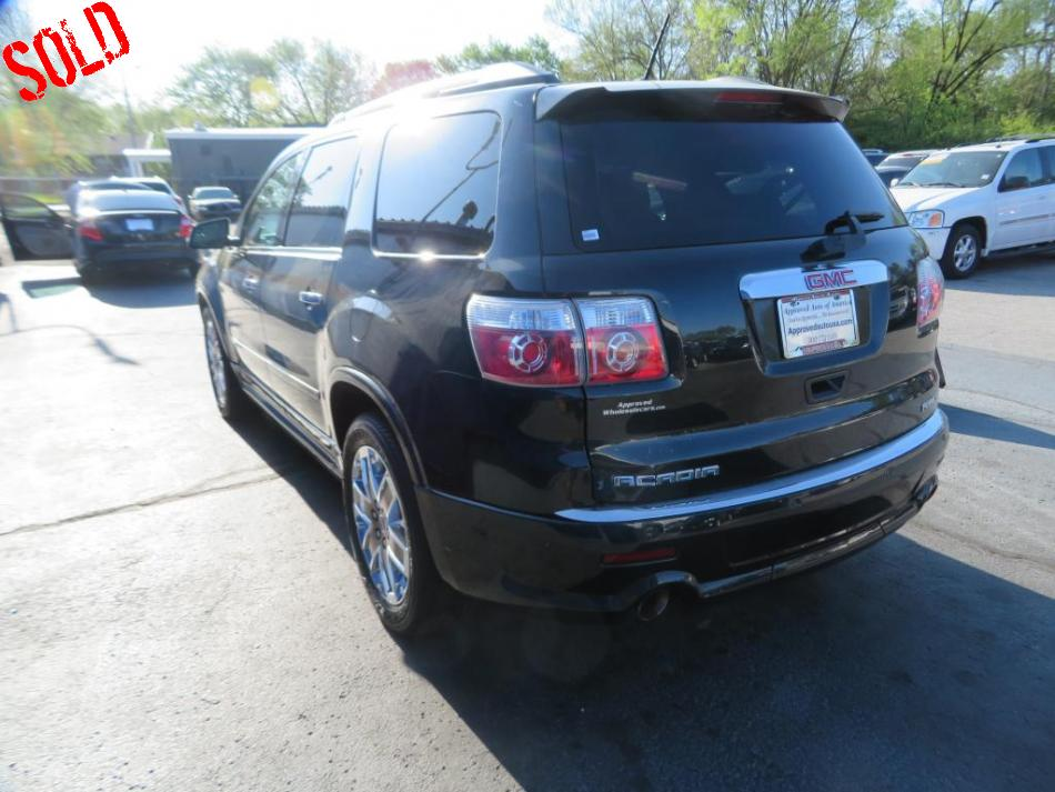 Car Lots Near Me Awesome Approved Auto Of America 2012 Gmc Acadia