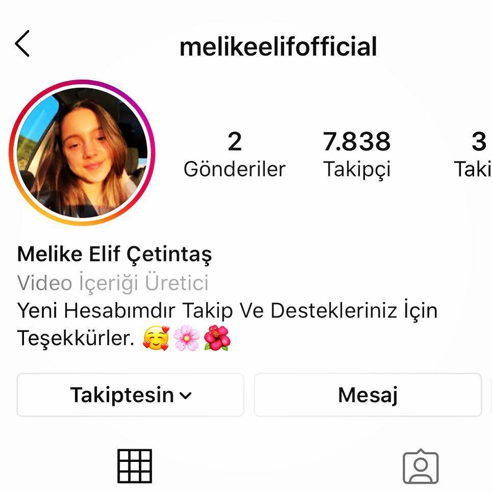 4 847 Begenme 103 Yorum Instagram Da Serkan Cetintas Oyuncaxtv Melike Nin Yeni Hesabi Arkadaslar Takip Ederseniz Seviniriz Instagram Yorum Videolar