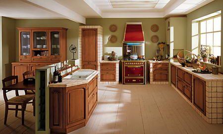 Cocina clasica rustica mexicana style mexican home for Decoracion rustica mexicana