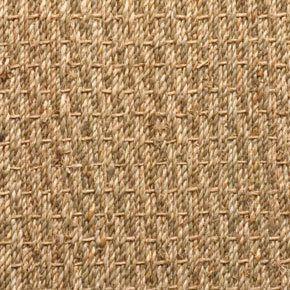 Natural Rugs Seagr Sisal Jute Synthetic Wool