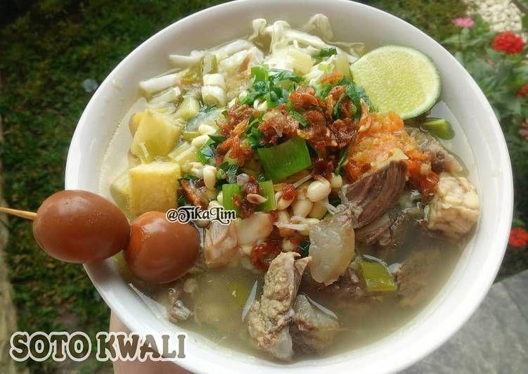 Resep Soto Ayam Lamongan Resep Masakan Resep Resep Makanan
