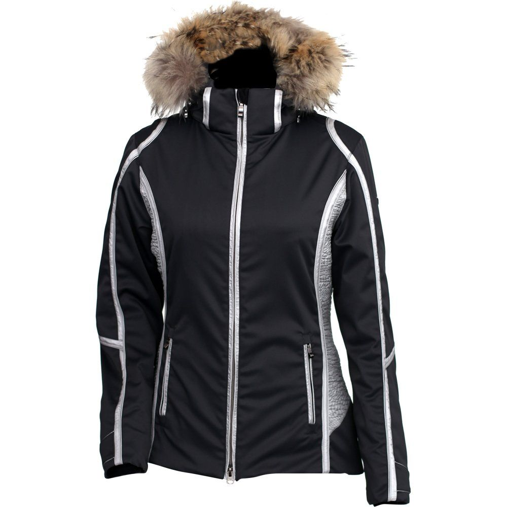 Meco Paige Insulated Ski Jacket with Fur (Women's) | Peter Glenn
