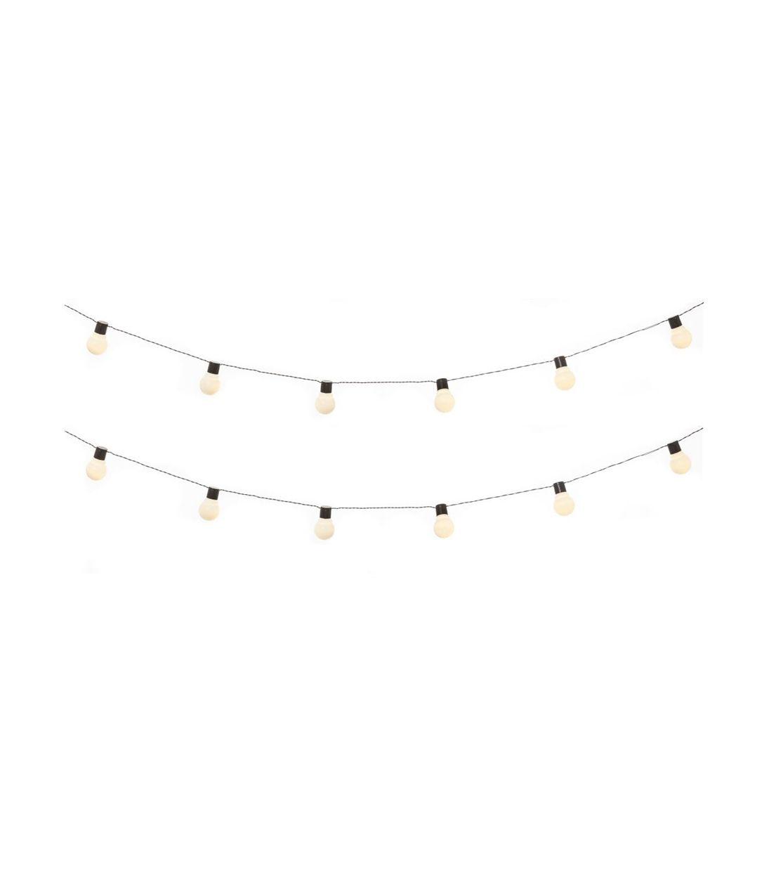 guirlande lumineuse 10 LED HEMA Déco Pinterest