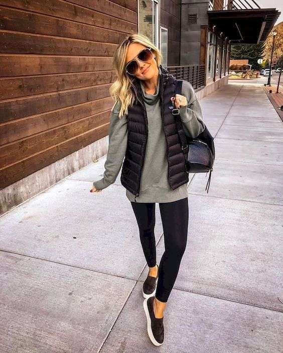 30 Fall Outfits Ideas for Women Casual Comfy and Simple