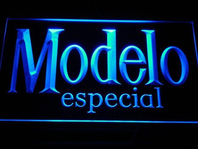Modelo Especial LED Neon Sign | Neon signs, Neon light