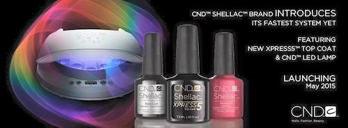 How Long Have We Been Waiting On Word About A New LED Lamp From CND? Itu0027s  My Very Great Pleasure To Announce That Not Only The New CND Lamp But Also  An ...