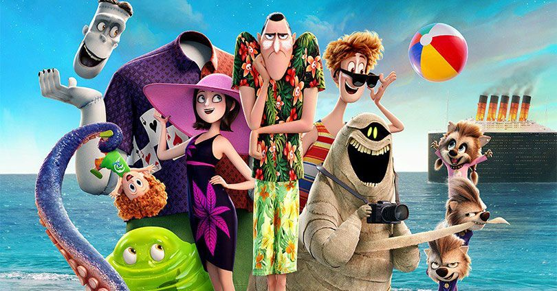 Hotel Transylvania 3 Summer Vacation Review Sykonews Pinterest