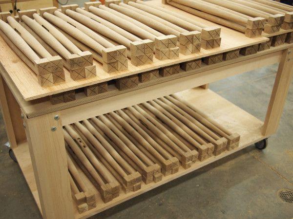 The Making of Phloem Studio's Captain's Chair