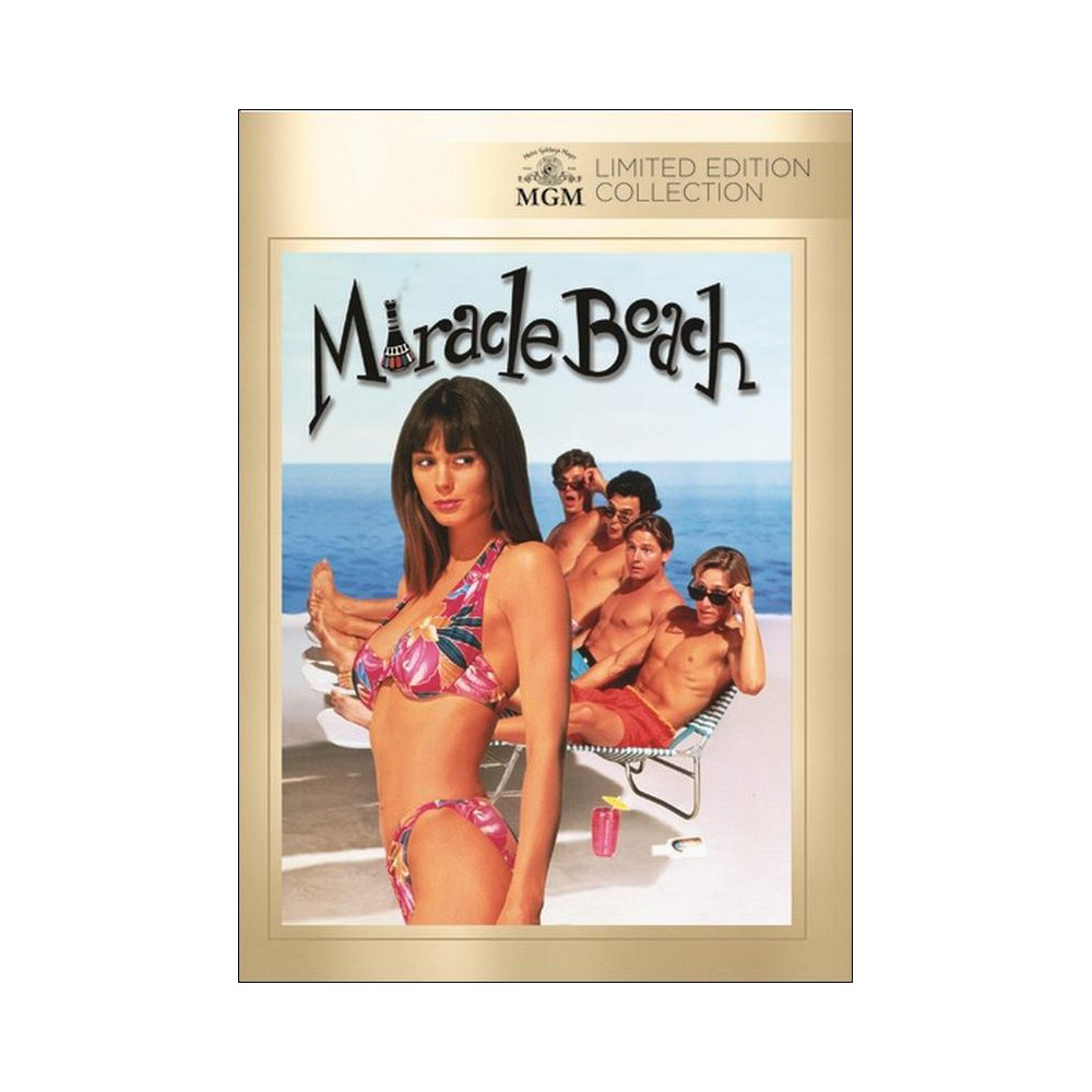 Miracle Beach (dvd_video)