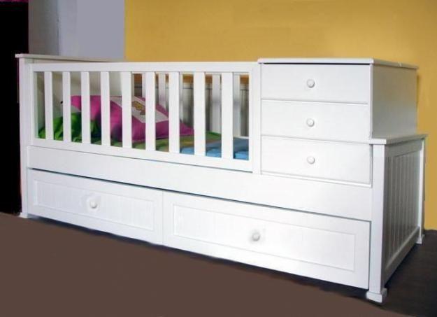 Medidas de cunas de madera para bebés - Imagui | Hogar | Pinterest ...